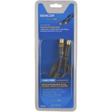 SENCOR SAV 199-008 koaxiální kabel ferit M-F PG 35040929