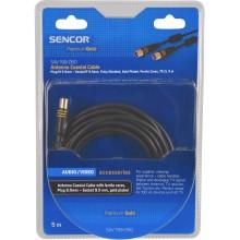 SENCOR SAV 199-050 koaxiální kabel ferit M-F PG 35040931