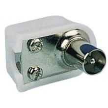 SENCOR Konektor SAV 126-000 Koax.kon.kolmý-plast P 35020220