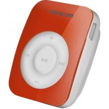 SENCOR SFP 1360 RD 4GB MP3 přehrávač, červená 35041585