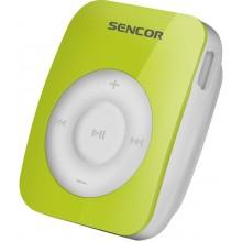 SENCOR SFP 1360 GN 4GB MP3 přehrávač, zelený 35041586