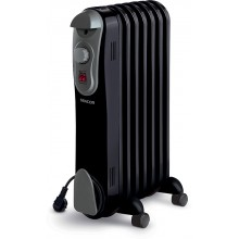 SENCOR SOH 3107BK olejový radiátor 41000452