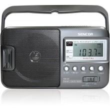 SENCOR SRD 207 Radio s alarmem 35025572