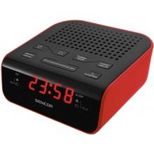 SENCOR SRC 136 RD Radiobudík 35045030