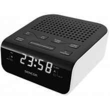 SENCOR SRC 136 WH Radiobudík 35045094
