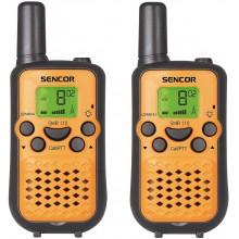 SENCOR SMR 110 TWIN radiostanice 5 km 30013632