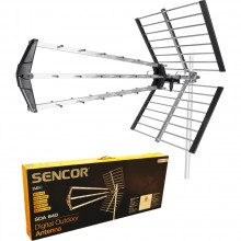 SENCOR SDA-640 DVB-T Anténa venkovní 35036614