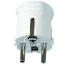 SENCOR SPC 64 zástrčka 16A/250V bílá 35033619