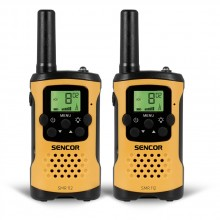 SENCOR SMR 112 TWIN radiostanice 5 km 30017990