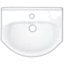 NATUREL PRO Nábytkové umyvadlo 42x34 cm, bílá HA5640