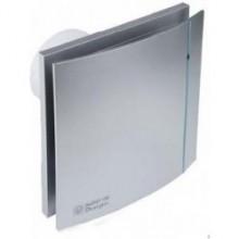 SILENT 100 CZ SILVER DESIGN 3C axiální ventilátor stříbrný