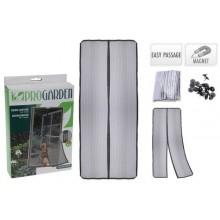 ProGarden Síť do dveří proti hmyzu s magnetickým uzávěrem KO-CY5900220