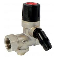 """SLOVARM pojistný ventil k bojleru TE-2852 3/4"""", Dražice 417543"""