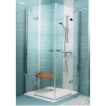 RAVAK SmartLine SMSRV4-90 rohový sprchový kout, chrom+transparent 1SV77A00Z1