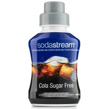 SODASTREAM Sirup Cola Sugar Free(Zero) 500 ml 40022070
