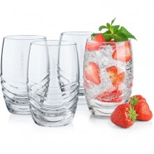SODASTREAM SODA sklenice 4ks 42002799