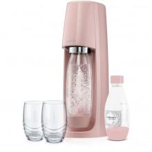SODASTREAM SODA SPIRIT růžový výrobník perlivé vody 42003053