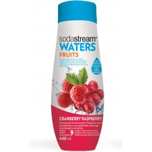 SODASTREAM Sirup FRUITS Brusinka-Malina 440ml 42001497