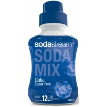 SODASTREAM Sirup Cola Sugar Free(Zero) 500 ml 40022070