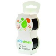 SODASTREAM Víčko na plastové lahve 2 ks, černá 40024581