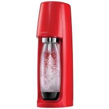 SODASTREAM Spirit Red výrobník perlivé vody, červená 42002213