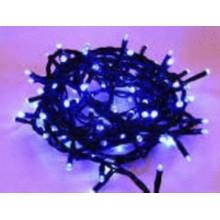 Vánoční osvětlení 60 LED - MODRÉ VS364