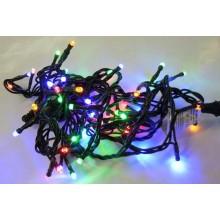 Vánoční osvětlení 120 LED- stálesvítící - BAREVNÉ VS429