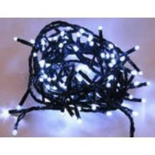 Vánoční osvětlení 100 LED - BÍLÉ VS434