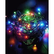 Vánoční osvětlení 180 LED - BAREVNÉ VS437