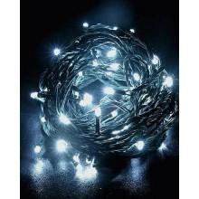 Vánoční osvětlení 120 LED - programovatelné - BÍLÉ VS458
