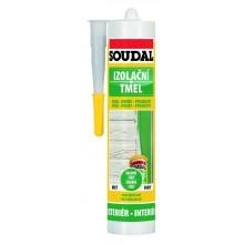 SOUDAL izolační tmel 310 ml, bílá