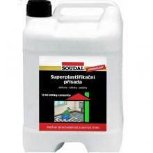 SOUDAL SOUDAPLAST superplastifikační přísada 5 L