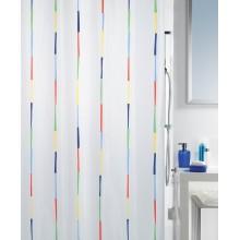 SPIRELLA DARIO Sprchový závěs 180 x 200 cm multicolor 1043803