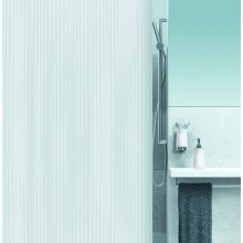 SPIRELLA TWILL Sprchový závěs 240 x 180 cm white 1005846