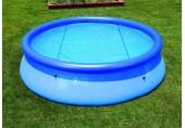 STEINBACH Solární plachta pro bazény Easy & Frame Pool o průměru 549 cm 036055