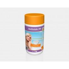 Bazénové tablety Quattrotabs 200, Organické 1 kg 0752601TD00