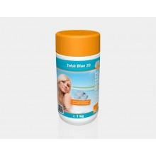 Bazénové tablety TOTAL BLUE 20, 1 kg 0752301TD00
