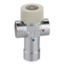 "Caleffi CA 520 termostatický směšovací ventil 1"", 30°C - 48°C PN 10"