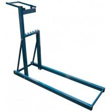 Stojan na řezání dřeva, nosnost 150kg, 119x38x101cm 120016