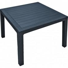 KETER MELODY QUARTED stůl 95 x 95 x 75cm, grafit 17197992