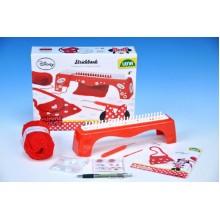 Pletací stůl Minnie + pletení v krabici 43042001