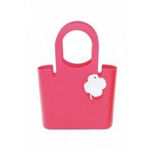 Taška LUCY 30 cm, 6,5l, růžová tm. ITLU300