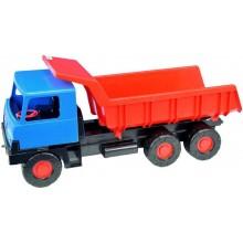 Auto Tatra 815 plast 80cm červená/modrá 10000004ted