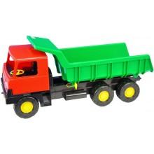 Auto Tatra 815 plast 80cm zelená/červená 10000004ted