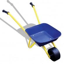 Plechové kolečko modrá 34000102