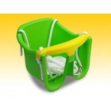 Houpačka Baby plast 30x23x28cm,různé barvy 49000208