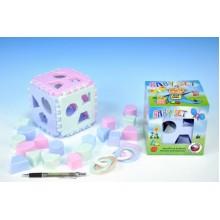 Baby set, vkládací kostka Mimi+kousací kroužky 49550213