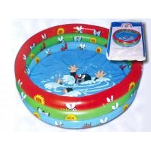 Bazén Krtek nafukovací 122x25cm 49170501