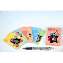 Černý Petr Krtek společenská hra - karty 10705376