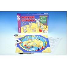 BONAPARTE Chytré myšičky společenská hra 35x4x23cm 26009806